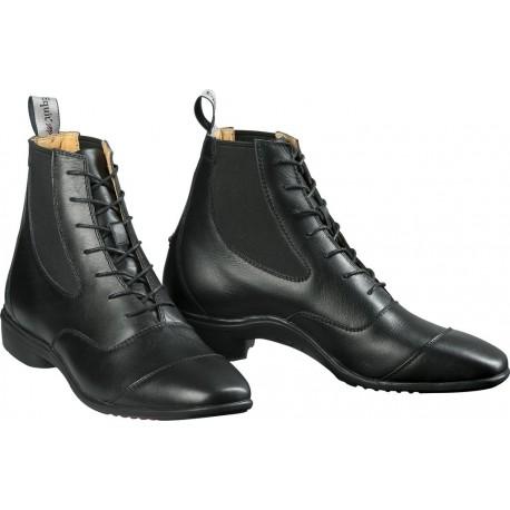 Boots EQUIT'M Cuir à lacets -30%