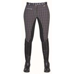 Pantalon HKM Andrea 3/4 fond de peau Alos enfant