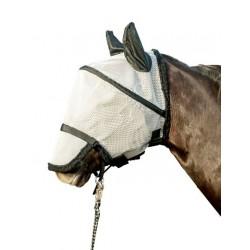Masque anti-mouches, nez détachable