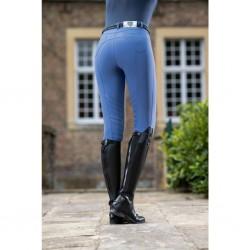 Pantalon HKM Lauria Garrelli Limoni PAM Horse basanes en silicone