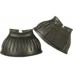 Cloches en caoutchouc souple HKM fermeture Velcro