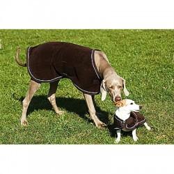 Manteau pour chien EQUI-THÈME polaire