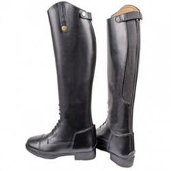 Bottes HKM Field Boots en cuir