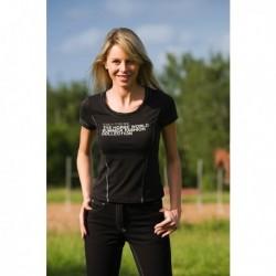Tee-shirt EQUI-THÈME Horse World